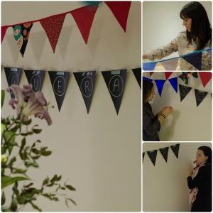 Collage hecho con fotos de Anna de www.liluceramics.com