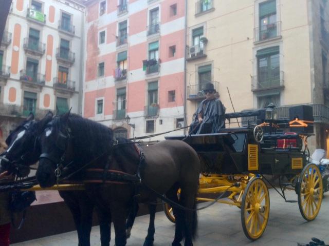 Carroza rei carnestoltes carnaval 2015