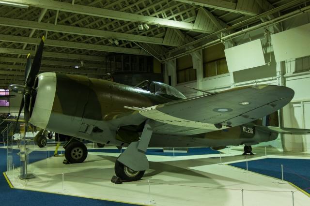 museo de la RAF LONDRES