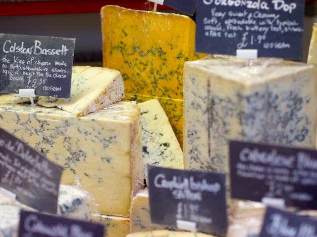 mercado semanal st albans quesos