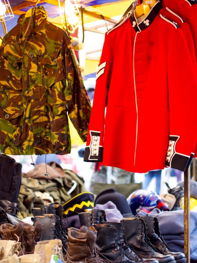 mercado semana st albans militar