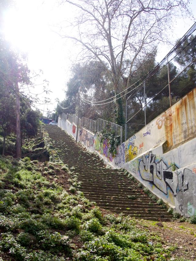 escales del turo de la rovira