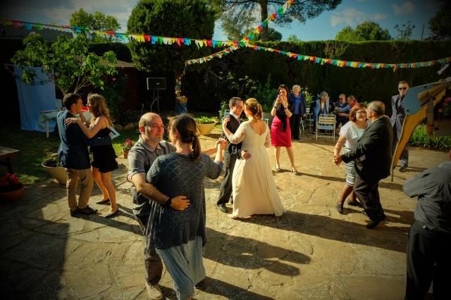 el ball amb la familia